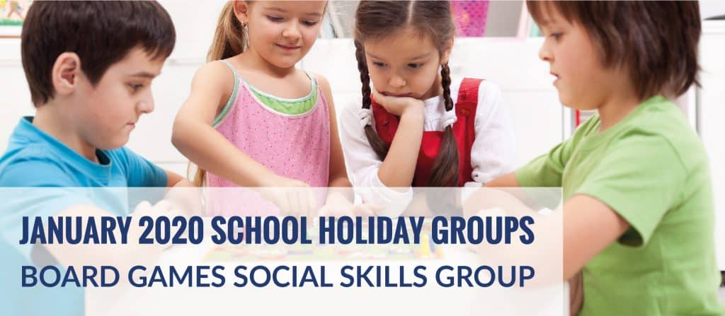 board game social skills groups