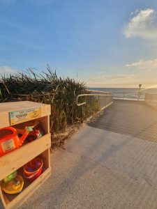 Beach Toy Library - charity event